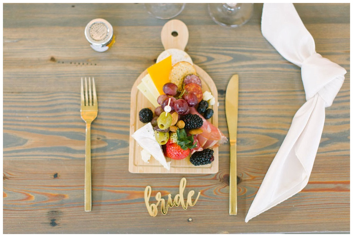 scrumptious customized charcuterie board | The Farmhouse Events Real Weddings| Montgomery TX| Christina & Eric